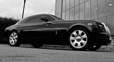 Rolls Royce Phantom в тюнинге Project Kahn