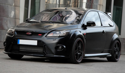 Ford Focus RS Black Edition от Anderson Germany