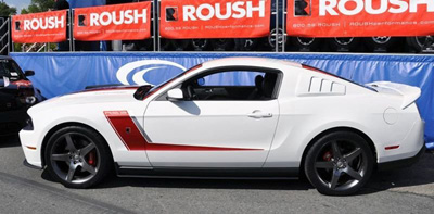 Roush Performance представит RS3 Mustang 2012
