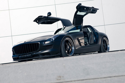 Mercedes-Benz SLS 63 Supersport GT от Kicherer
