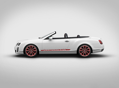 Mulliner Design Bentley Continental Convertible ISR