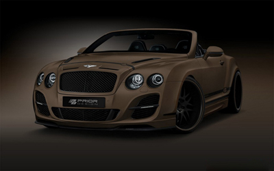 Bentley Continental GT от Prior Design